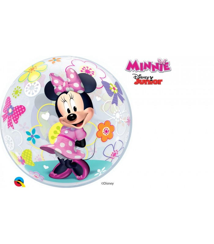 "Disney Minnie Mouse Bow-Tique 22"" balloon"