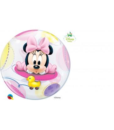 "Disney Baby Minnie Mouse 22"" balloon"