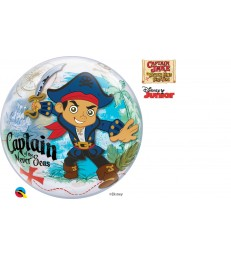 "Disney Captain Of The Never Seas 22"" balloon"
