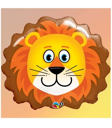 "Loveable Lion 29"" balloon"