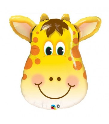 "Jolly Giraffe 32"" balloon"