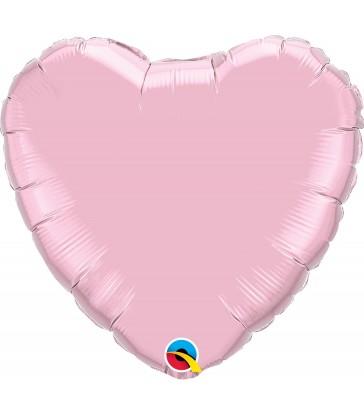 """Pink Heart 18"""" balloon"""
