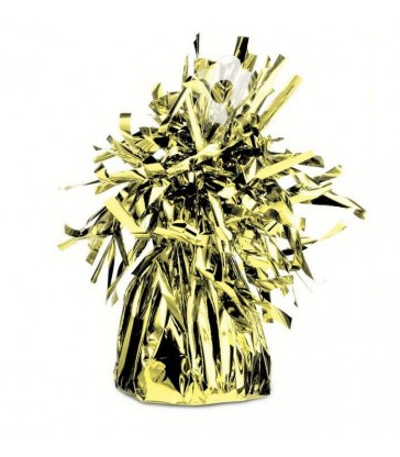 Gold Foil Fringe Weights