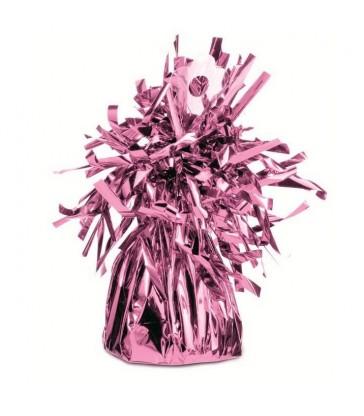 Pink Foil Fringe Weights