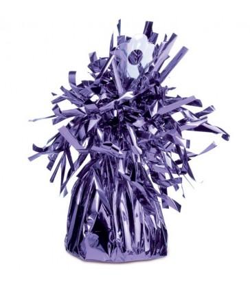 Purple Foil Fringe Weights