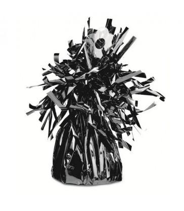 Black Foil Fringe Weights