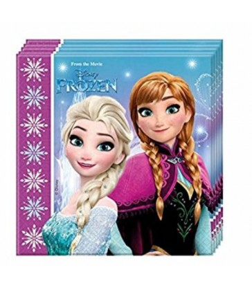 Disney Frozen 20 Napkins