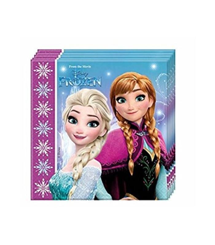 Disney Frozen 20 Napkins