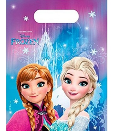 Disney Frozen 6 Party Bags