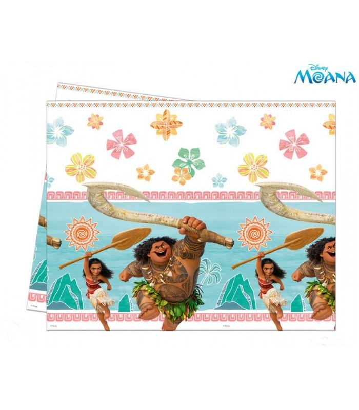 Disney Moana Plastic Table Cover