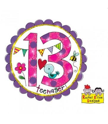Rachel Ellen - Age 13 Perfect Pink