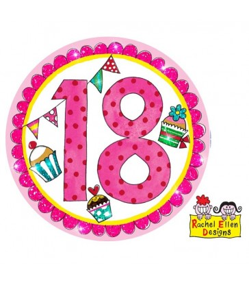 Rachel Ellen - Age 18 Perfect Pink