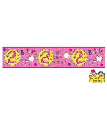 Rachel Ellen - Age 2 Kitten Banner