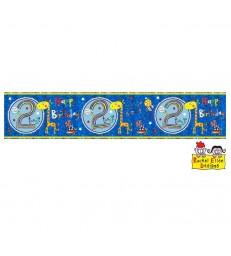 Rachel Ellen - Age 2 Giraffe Banner