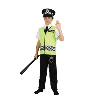 Policeman (8-10)