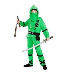 Power Ninja - Green (5-7)