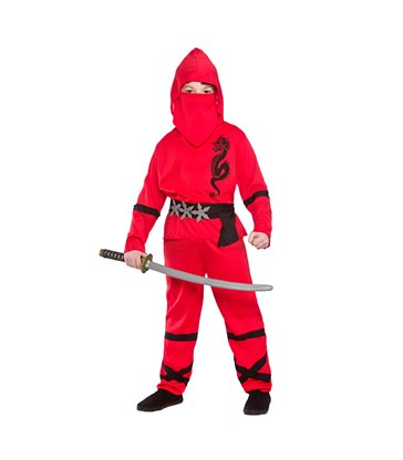 Power Ninja - Red (5-7)