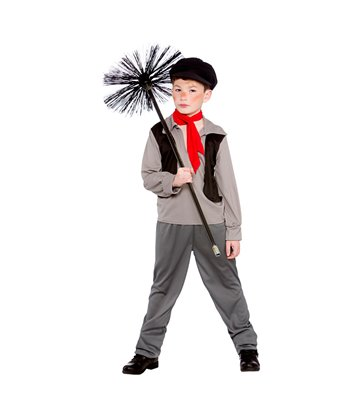 Victorian Chimney Sweep (11-13)