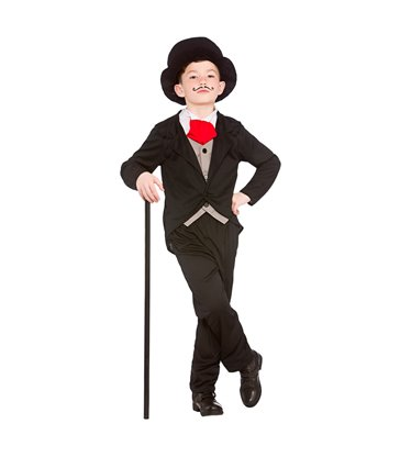 Victorian Gentleman (5-7)
