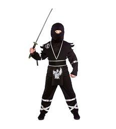 Ninja Assassin - Black Silver (8-10)