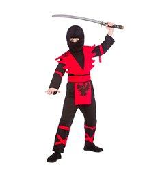 Ninja Assassin - Black / Red (11-13)