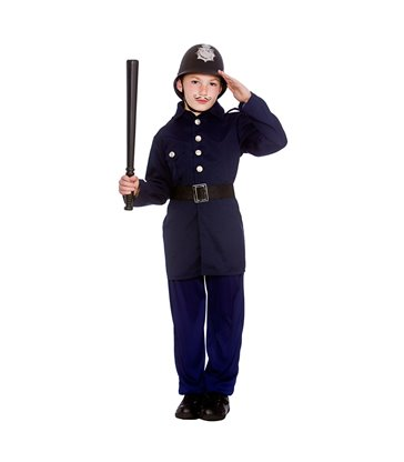 Victorian Policeman (5-7)