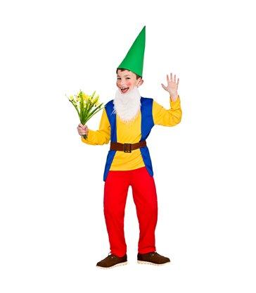 Funny Garden Gnome (8-10)