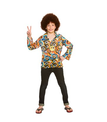 Retro Hippie Shirt (8-10)