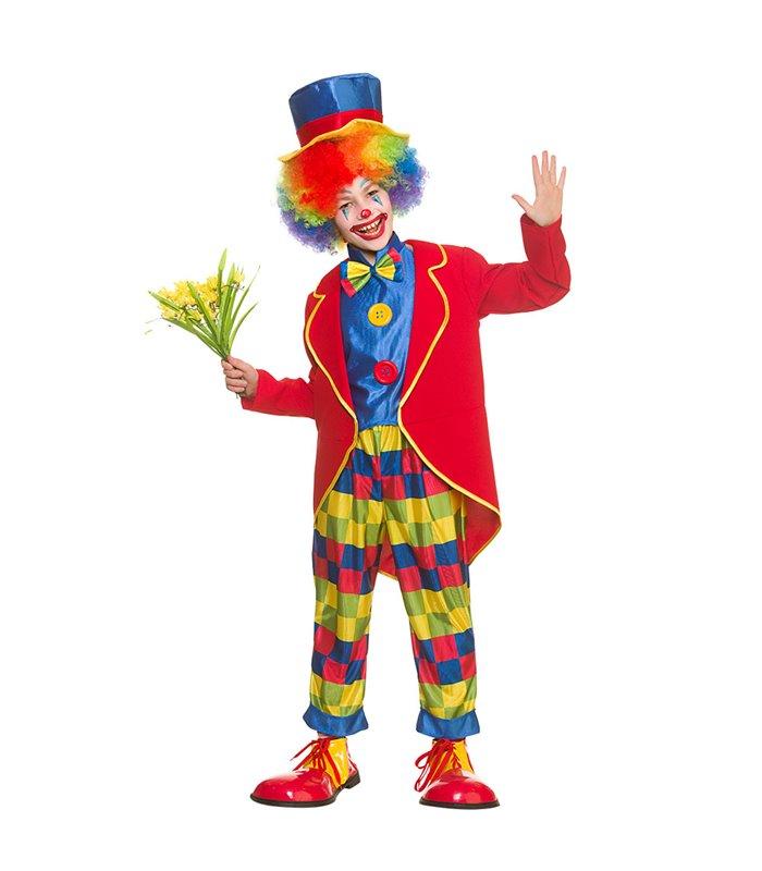 Circus Clown (8-10)