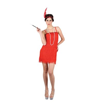 Showtime Flapper - Red (M)