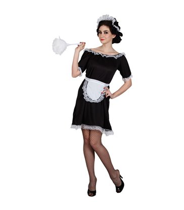 Classic French Maid  (L)