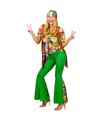 Groovy Hippie (L)