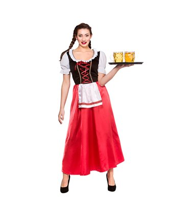 Bavarian Beer Wench (S)