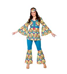 Funky Hippy Chick (XL)