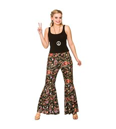 Groovy Hippie Trousers (XL)