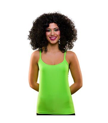 80's Neon Vest Top - Green (XS/S)