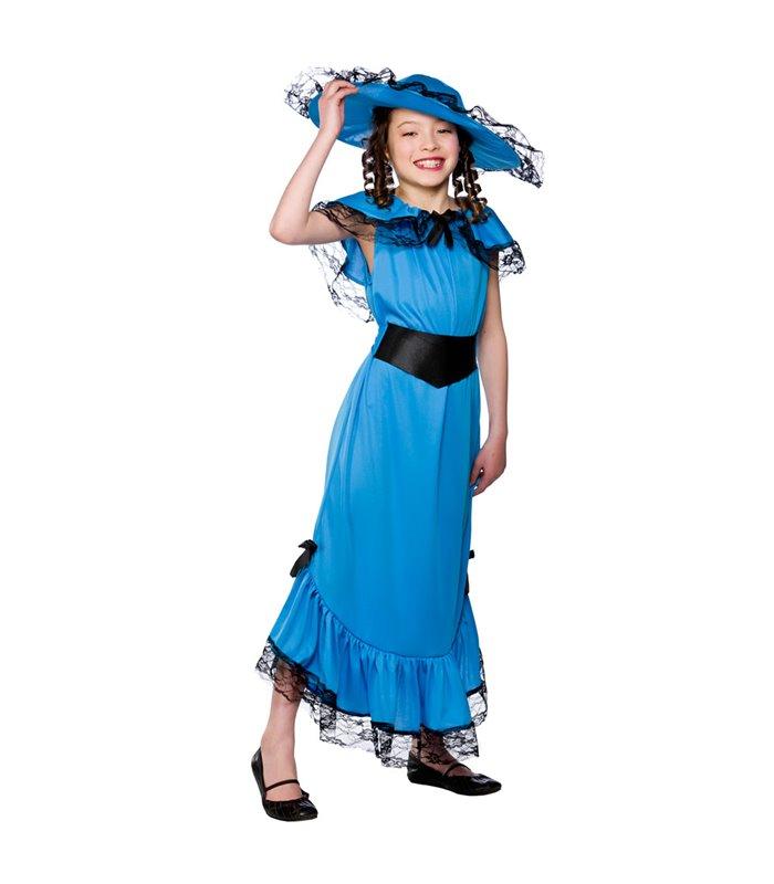 Victorian Lady - Blue (5-7)