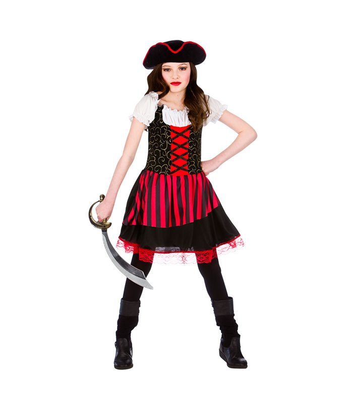 Pretty Pirate Girl (8-10)