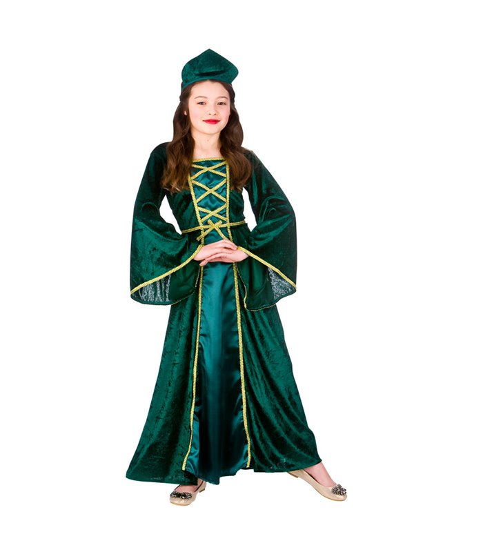 Medieval / Tudor Princess (8-10)