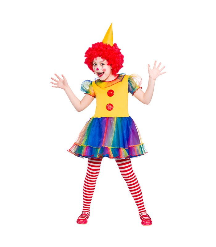 Cute Little Clown (5-7)