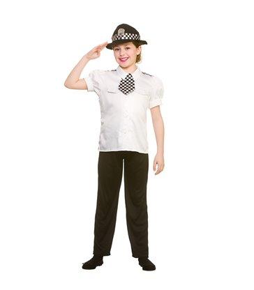 Policewoman (8-10)