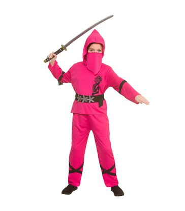 Power Ninja - Pink  (3-4)