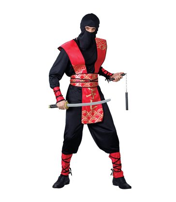 Ninja Master (M)