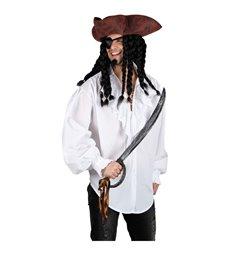 Pirate Shirt - White (XL)