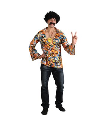 Groovy Hippie Shirt (XL)
