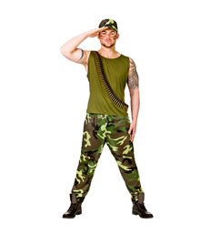Army Guy (M)