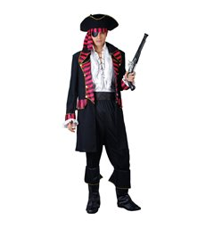 Deluxe Pirate Captain (M)