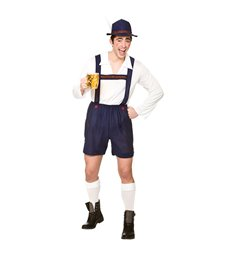 Bavarian Beer Guy (L)