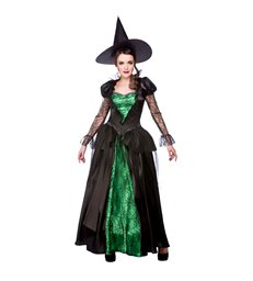 Emerald Witch Queen (XS)