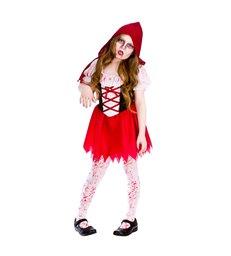 LiL Zombie Riding Hood (8-10)